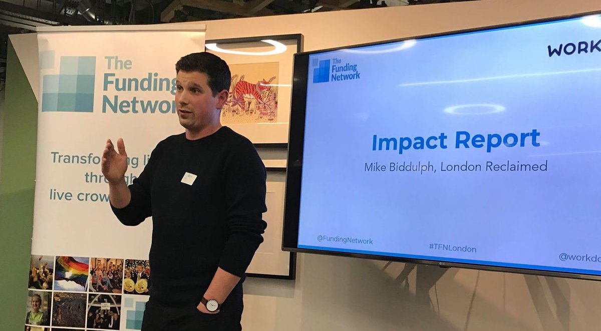 Impact Report by London Reclaimed