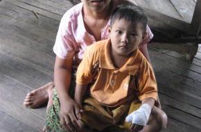 Helping the Burmese Delta
