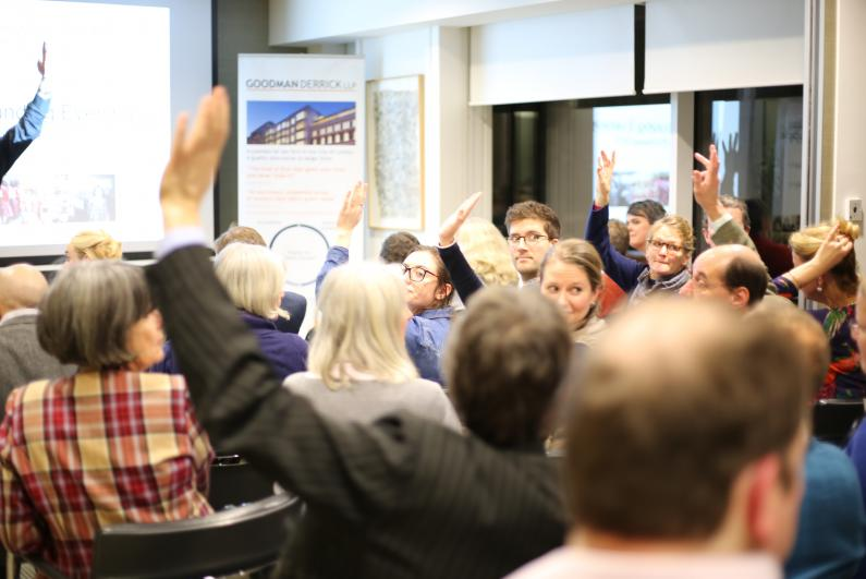 12 months of virtual crowdfunding events