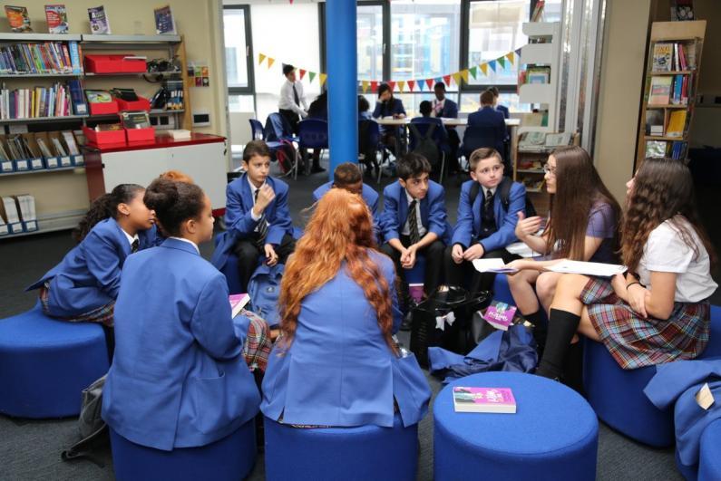 Book Clubs in Schools